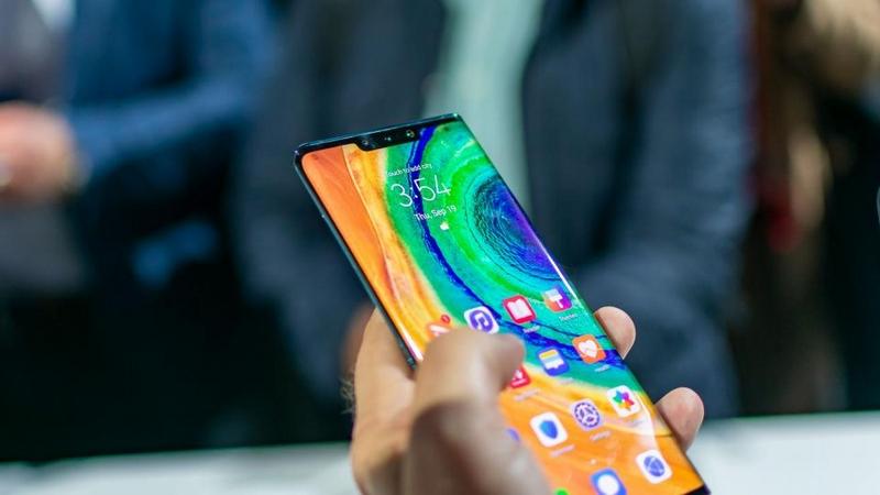 Điện thoại Huawei Mate 30 Pro | Màn hình