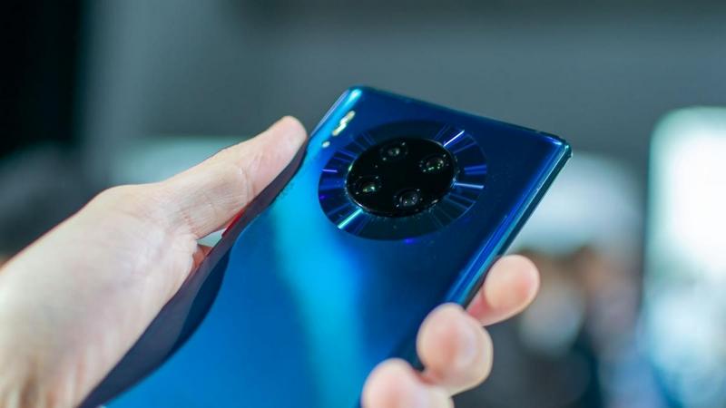 Điện thoại Huawei Mate 30 Pro | Camera sau