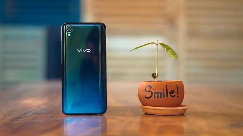 Camera sau điện thoại Vivo Y91C chính hãng