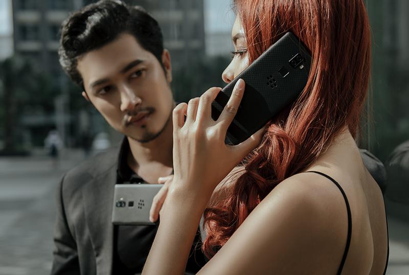 Cấu hình của điện thoại BlackBerry Evolve chính hãng