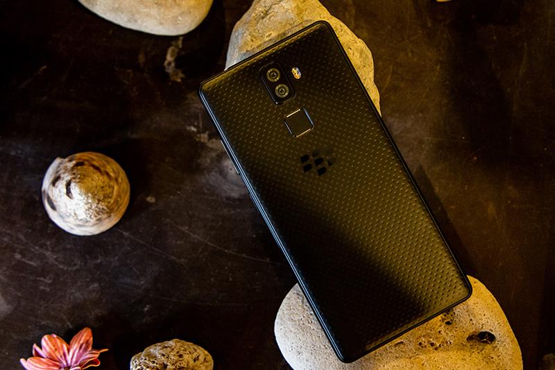 Âm thanh của điện thoại của điện thoại BlackBerry Evolve chính hãng
