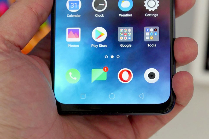 Cấu hình của điện thoại OPPO F11 chính hãng