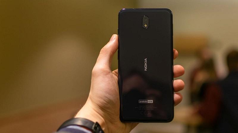 Camera sau của điện thoại Nokia 3.2 chính hãng