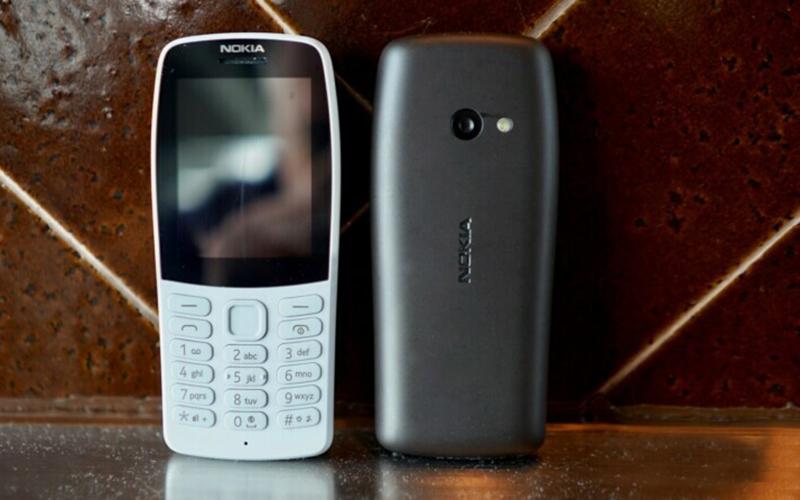 Thiết kế điện thoại Nokia 210