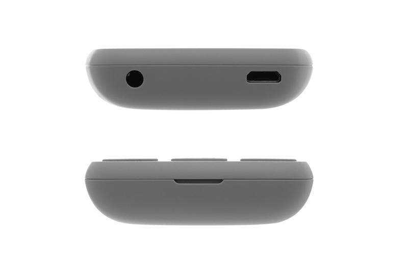 Các cổng trên điện thoại Nokia 210 chính hãng