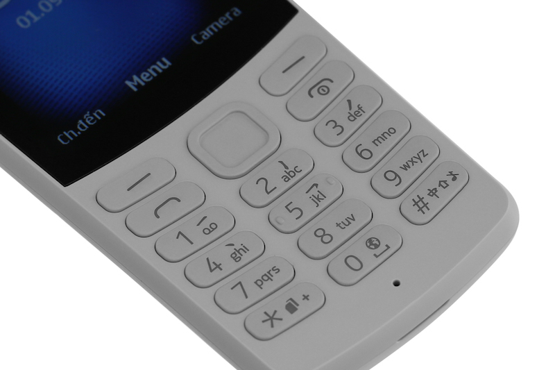 Thiết kế điện thoại Nokia 210 chính hãng