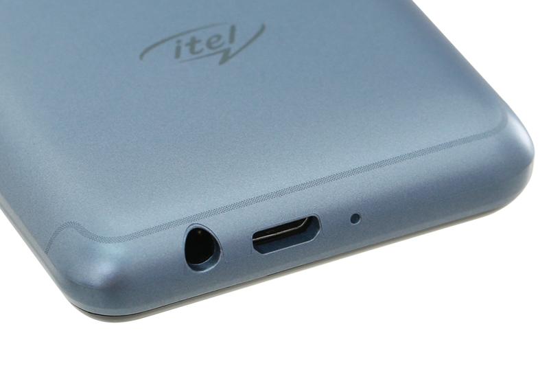 Cổng sạc trên điện thoại Itel it6120 chính hãng