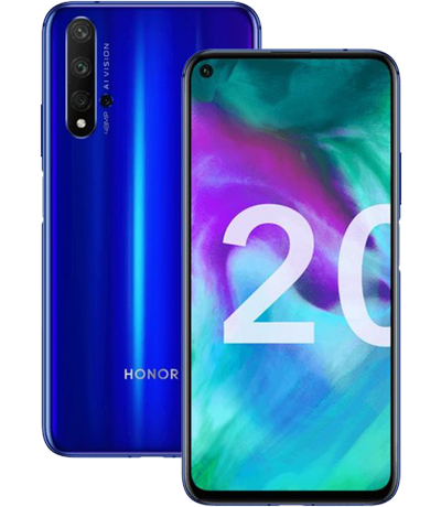 Điện thoại Honor 20