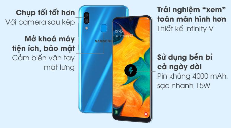 Samsung Galaxy A30 3GB/32GB