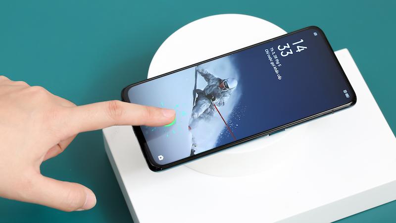 Điện thoại OPPO Reno | Vân tay dưới màn hình
