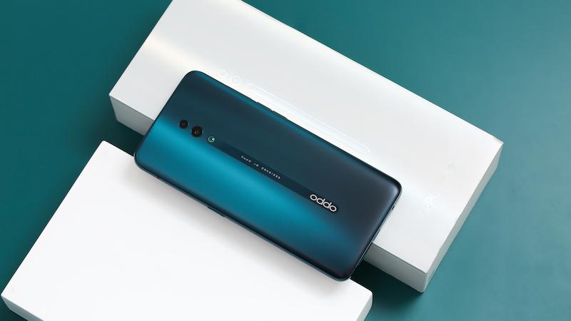 Điện thoại OPPO Reno | Thiết kế mặt lưng