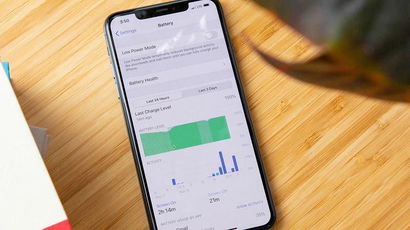 Điện thoại iPhone 11 Pro Max 64GB | Thời lượng sử dụng pin
