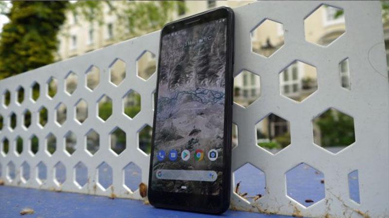 Cấu hình của điện thoại Google Pixel 3a chính hãng