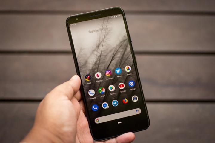 Cấu hình của điện thoại Google Pixel 3a XL chính hãng