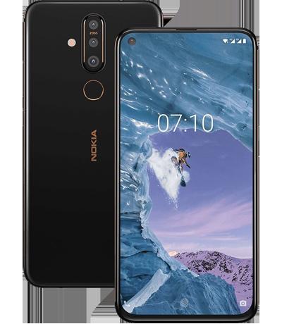 Điện thoại Nokia X71