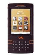 Điện thoại Sony Ericsson W950i