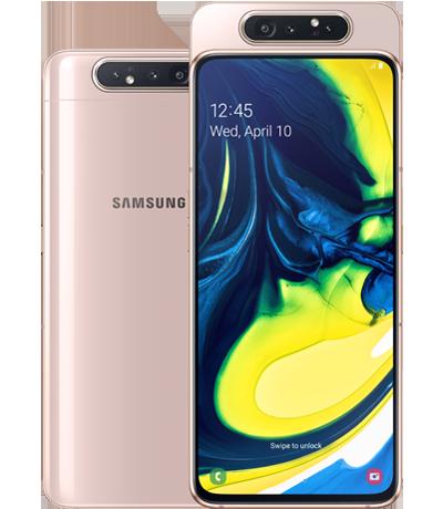Điện thoại Samsung Galaxy A80
