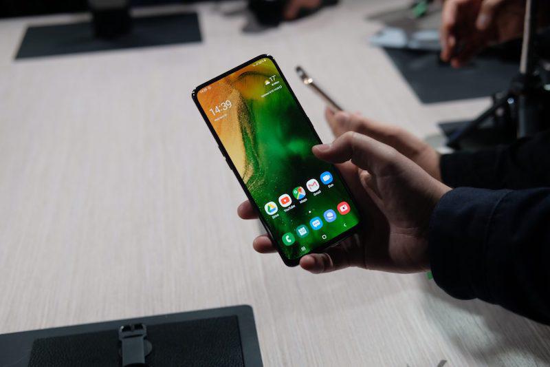 Điện thoại Samsung Galaxy A80 | Trải nghiệm và đánh giá