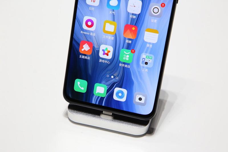 Cảm biến vân tay trên điện thoại OPPO Reno 10x Zoom Edition chính hãng