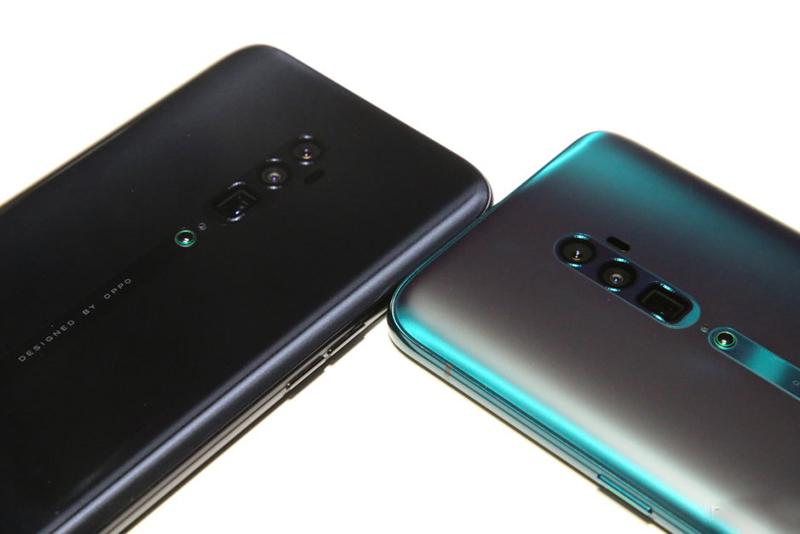 Camera sau của điện thoại OPPO Reno 10x Zoom Edition chính hãng