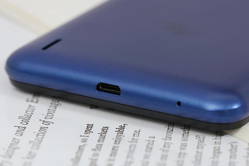 Điện thoại Itel P33 | Thiết kế các góc viền