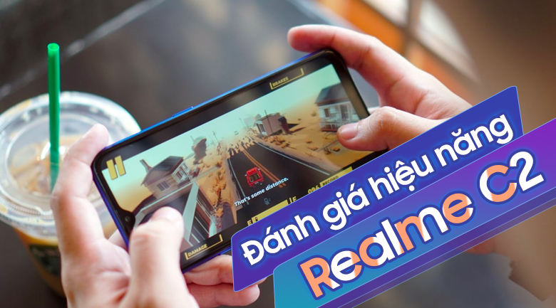 Realme C2 (3GB/32GB)