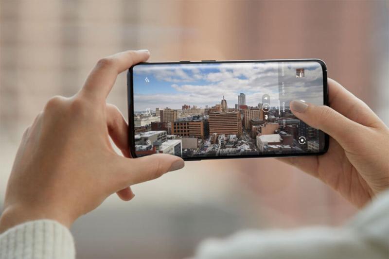 Điện thoại OnePlus 7 Pro 5G | Camera sau lên đến 48 MP
