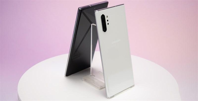 Điện thoại Samsung Galaxy Note 10 Plus 5G | Kết nối 5G
