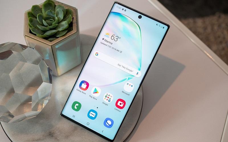 Điện thoại Samsung Galaxy Note 10 Plus 5G | Màn hình