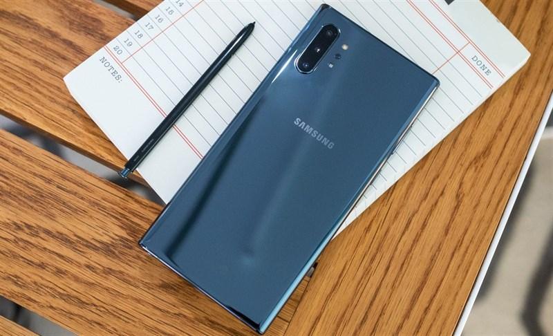 Điện thoại Samsung Galaxy Note 10 Plus 5G | Bút S-Pen