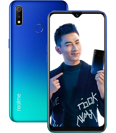 Điện thoại Realme 3 (4GB/64GB)