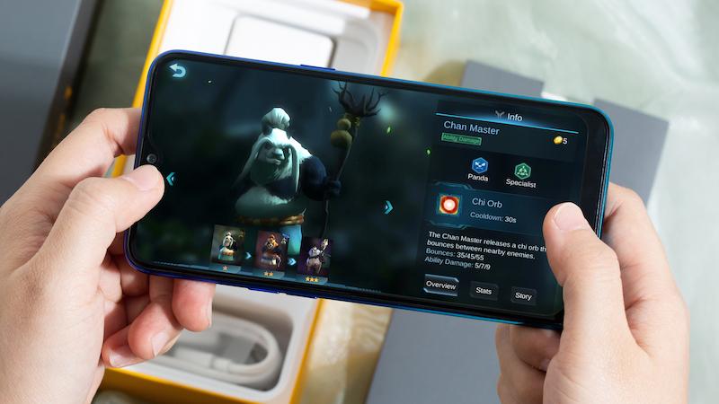 Cấu hình của điện thoại Realme 3 64GB chính hãng
