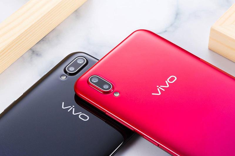 Camera sau của điện thoại Vivo Y93 32GB chính hãng