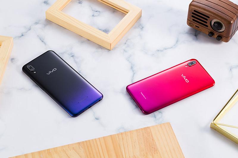 Thời lượng pin của điện thoại Vivo Y93 32GB chính hãng