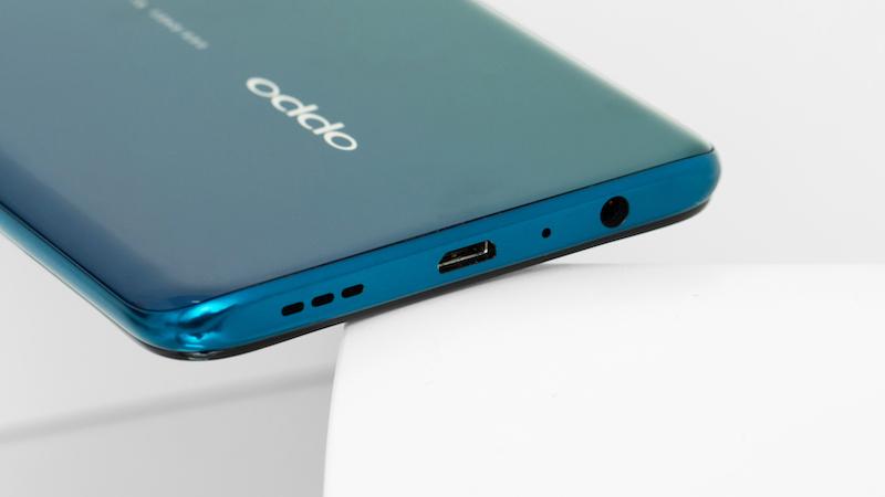 Thời lượng pin của điện thoại OPPO F11 Pro 128GB chính hãng