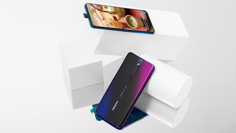 Màn hình của điện thoại OPPO F11 Pro 128GB chính hãng