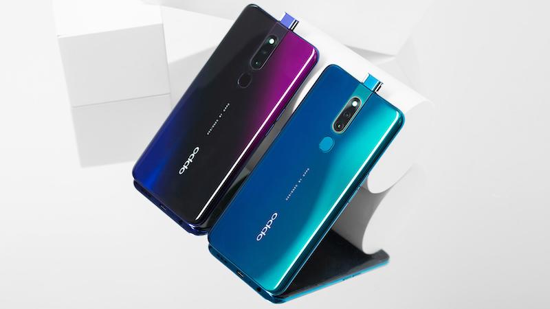 Phone - ទូរស័ព្ទ OPPO F11 Pro 128GB - កម្លាំងម៉ាសុីន