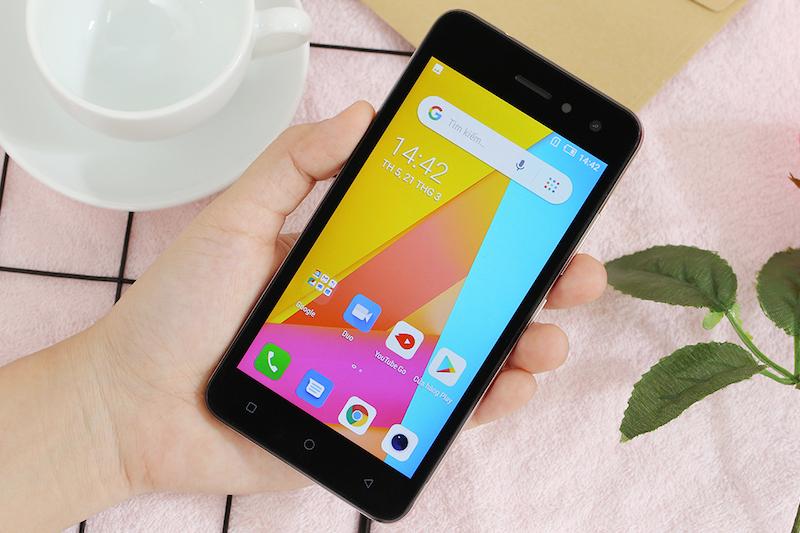 Điện thoại Itel A33 | Thiết kế màn hình