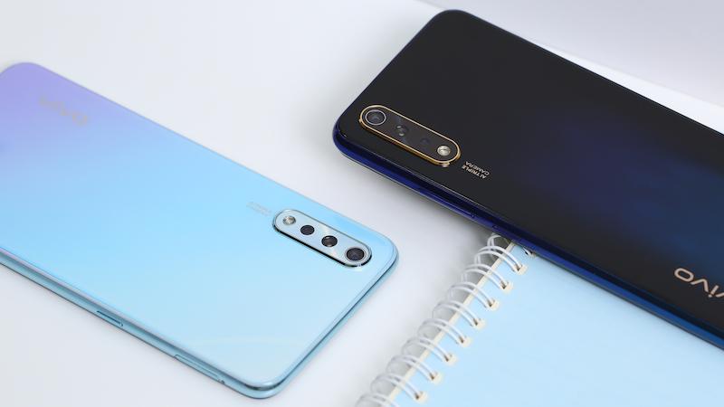 Điện thoại smartphone Vivo S1 | Màu sắc mặt lưng