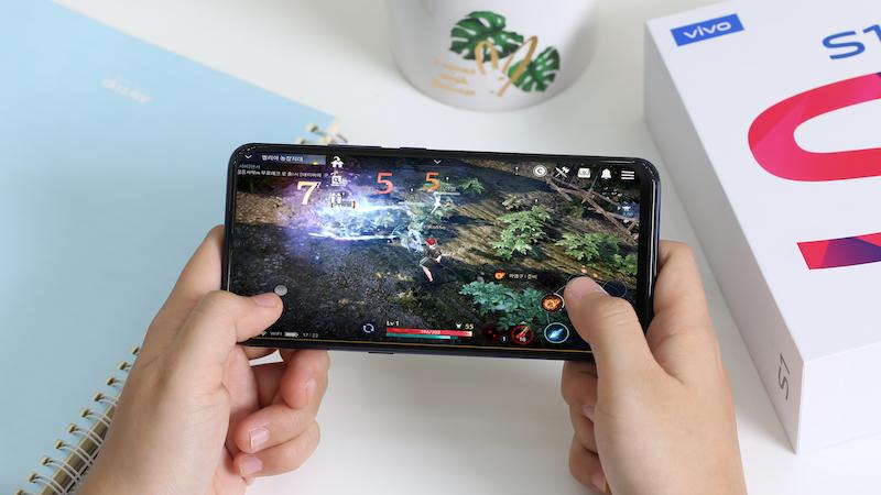 Điện thoại smartphone Vivo S1 | Trên tay và trải nghiệm chơi game