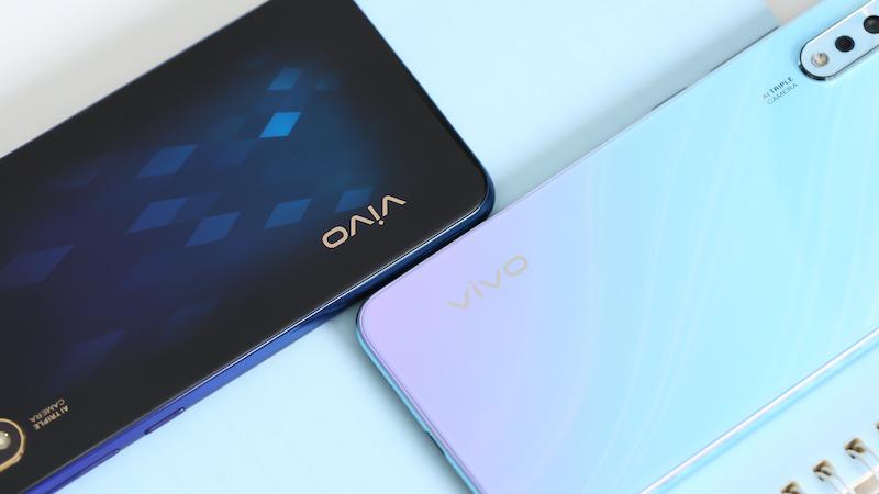 Điện thoại smartphone Vivo S1 | 2 màu sắc của máy