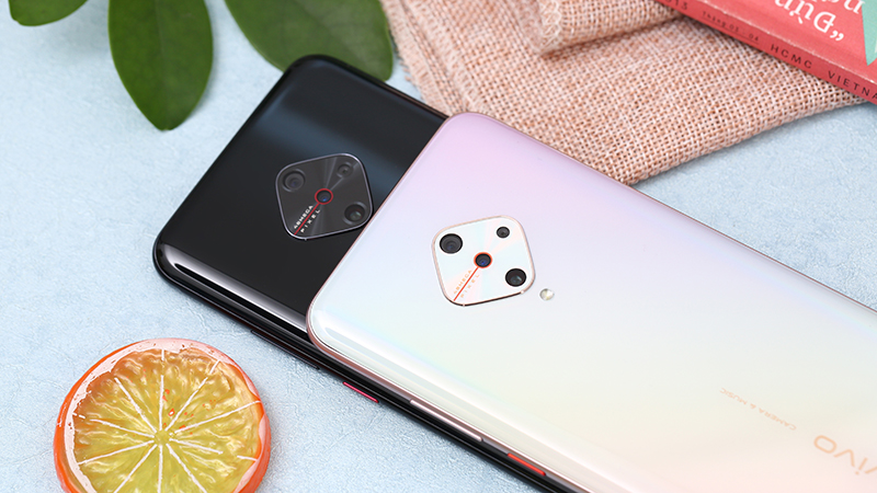 Vivo S1 Pro | Bộ 4 camera sau