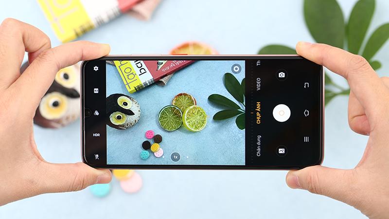 Vivo S1 Pro | Giao diện camera