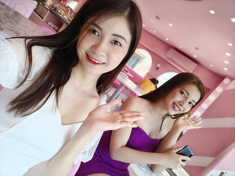 Vivo S1 Pro   Ảnh chụp selfie