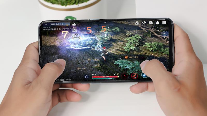 Điện thoại smartphone OPPO K3 | Trải nghiệm game trên máy