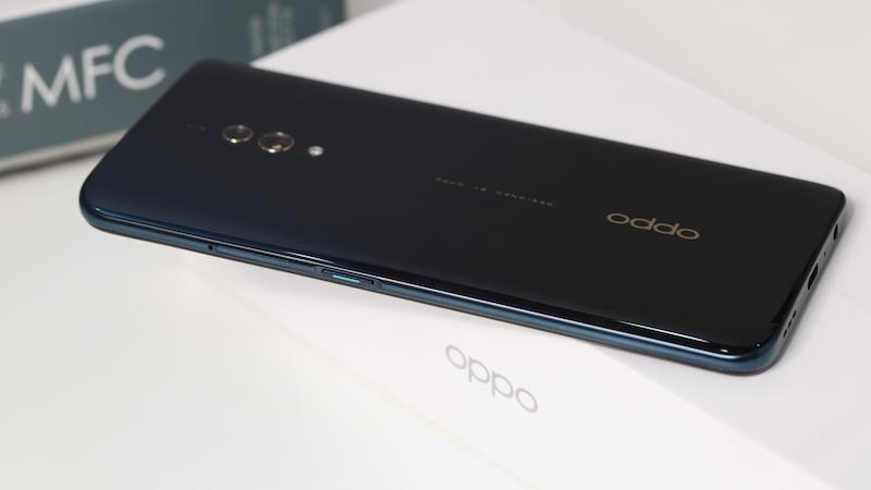 Điện thoại smartphone OPPO K3 | Tổng thiết kế máy