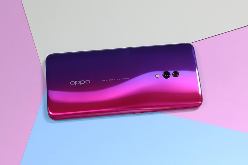 Thiết kế của điện thoại OPPO K3 chính hãng
