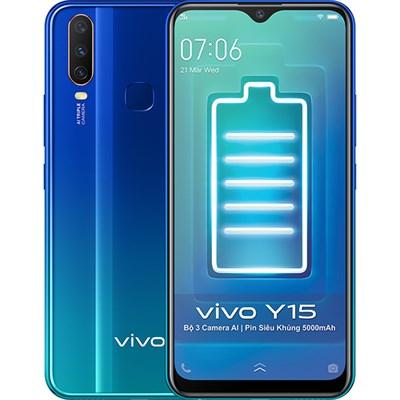 Trên tay đánh giá nhanh Vivo Y15: Màn hình giọt sương, 3 camera - ảnh 9