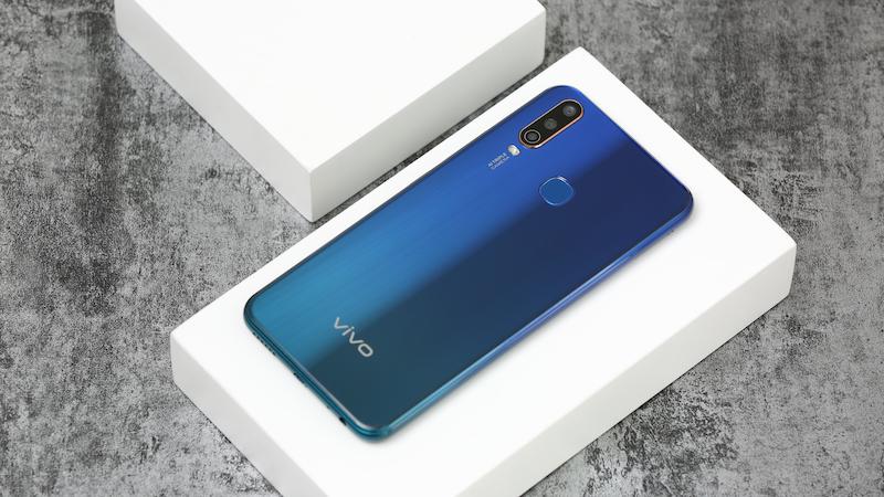 Điện thoại smartphone Vivo Y15 | Tổng thiết kế máy