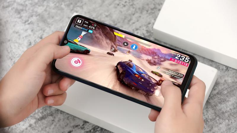 Điện thoại smartphone Vivo Y15 | Trải nghiệm màn hình